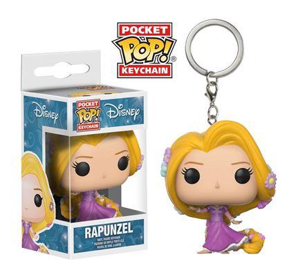 Picture of Princesas Disney Llavero Pocket POP! Vinyl Rapunzel 4 cm