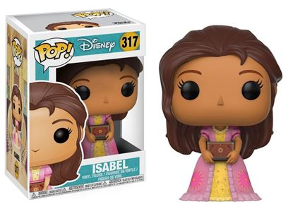 Picture of Elena de Ávalor POP! Television Vinyl Figura Isabel 9 cm