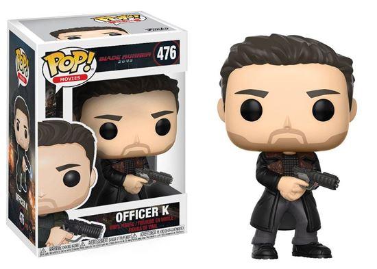 Picture of Blade Runner 2049 POP! Movies Vinyl Figura Officer K 9 cm