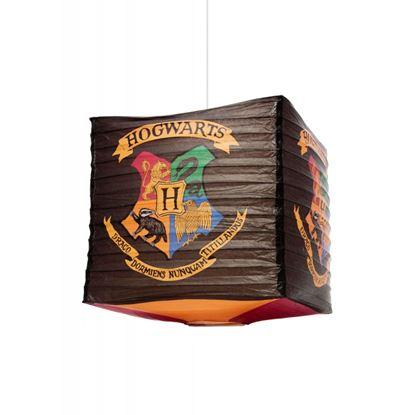 Picture of Pantalla de Papel para Lámpara  Hogwarts Crest - Harry Potter