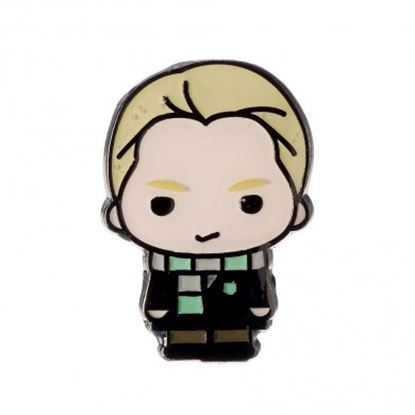 Picture of Harry Potter Pin Chibi Draco Malfoy