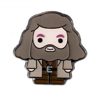 Picture of Harry Potter Pin Chibi Rubeus Hagrid