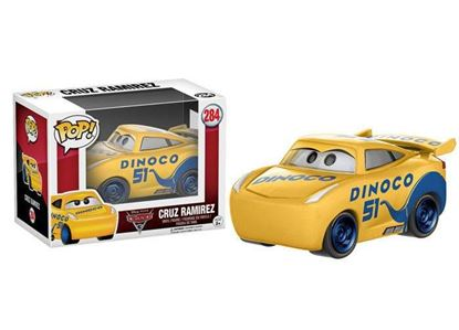 Picture of Cars 3 POP! Disney Vinyl Figura Cruz Ramirez 9 cm