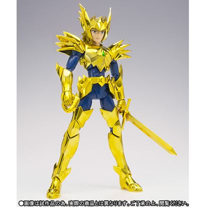 Picture of Saint Seiya Myth Cloth Odin Aioria
