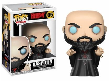 Picture of Hellboy POP! Movies Vinyl Figura Rasputin 9 cm
