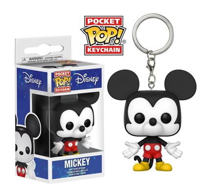 Picture of Disney Llavero Pocket POP! Vinyl Mickey Mouse 4 cm