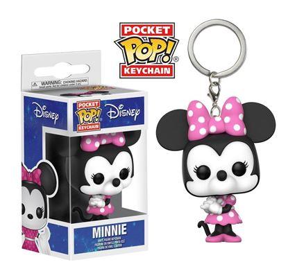 Picture of Disney Llavero Pocket POP! Vinyl Minnie Mouse 4 cm