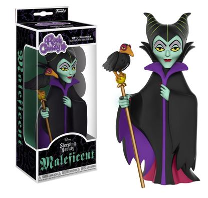 Picture of Disney Rock Candy Vinyl Figura Maleficent - Maléfica 13 cm
