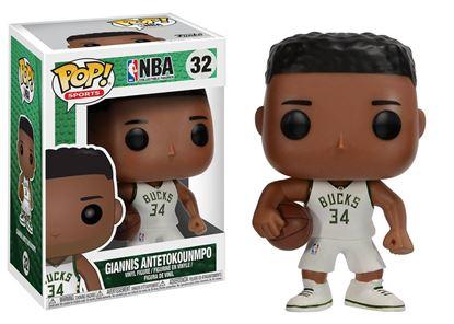 Picture of NBA POP! Sports Vinyl Figura Giannis Antetokounmpo (Milwaukee Bucks) 9 cm