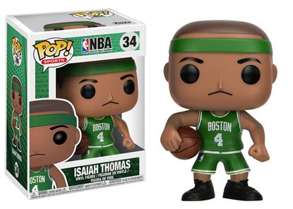 Picture of NBA POP! Sports Vinyl Figura Isaiah Thomas (Boston Celtics) 9 cm