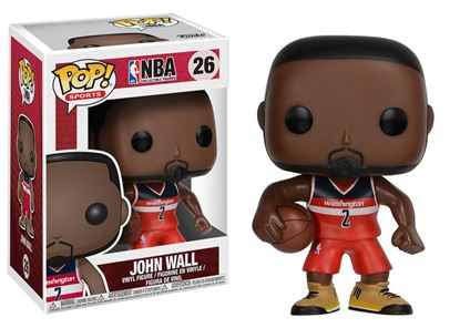 Picture of NBA POP! Sports Vinyl Figura John Wall (Washington Wizards) 9 cm