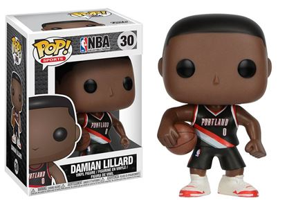 Picture of NBA POP! Sports Vinyl Figura Damian Lillard (Portland Trail Blazers) 9 cm