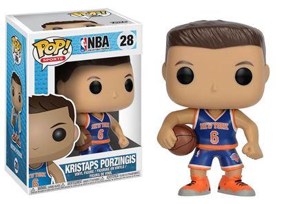 Picture of NBA POP! Sports Vinyl Figura Kristaps Porzingis (New York Knicks) 9 cm