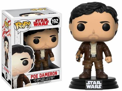 Picture of Star Wars Episode VIII POP! Vinyl Cabezón Poe Dameron 9 cm