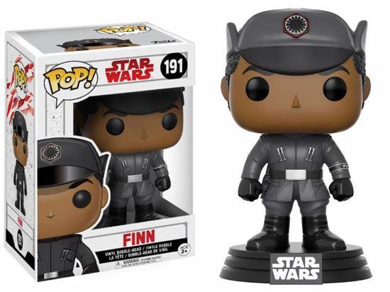 Picture of Star Wars Episode VIII POP! Vinyl Cabezón Finn 9 cm
