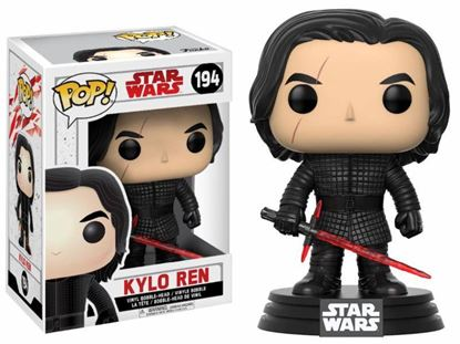 Picture of Star Wars Episode VIII POP! Vinyl Cabezón Kylo Ren 9 cm