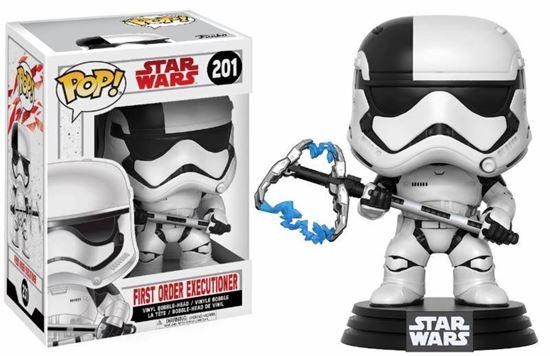 Picture of Star Wars Episode VIII POP! Vinyl Cabezón First Order Executioner 9 cm