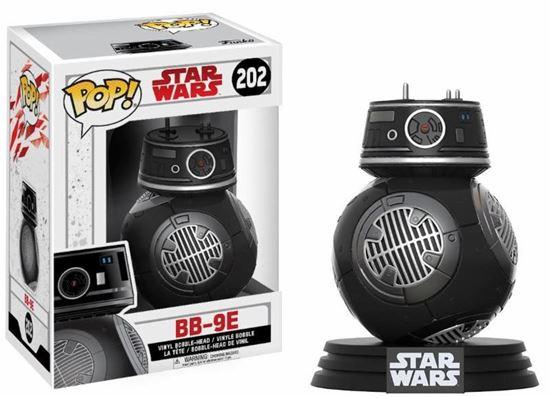 Picture of Star Wars Episode VIII POP! Vinyl Cabezón BB-9E 9 cm
