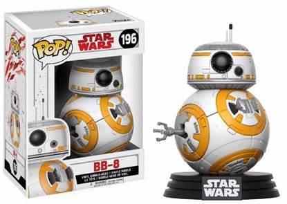Picture of Star Wars Episode VIII POP! Vinyl Cabezón BB-8 9 cm