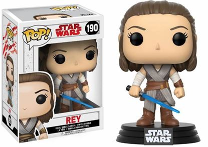 Picture of Star Wars Episode VIII POP! Vinyl Cabezón Rey 9 cm