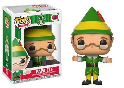 Picture of Elf POP! Movies Vinyl Figura Papa Elf 9 cm