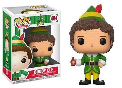 Picture of Elf POP! Movies Vinyl Figuren Buddy 9 cm