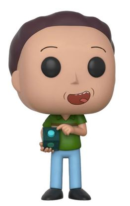 Imagen de Rick y Morty POP! Animation Vinyl Figura Jerry 9 cm