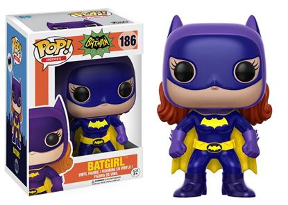 Picture of Batman 1966 POP! Heroes Vinyl Figura Batgirl 9 cm