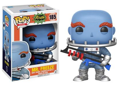Picture of Batman 1966 POP! Heroes Vinyl Figura Mr. Freeze 9 cm