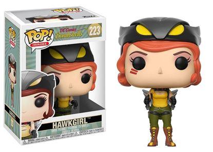 Picture of DC Comics Bombshells POP! Heroes Vinyl Figura Hawkgirl 9 cm