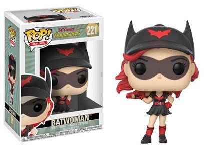 Picture of DC Comics Bombshells POP! Heroes Vinyl Figura Batwoman 9 cm