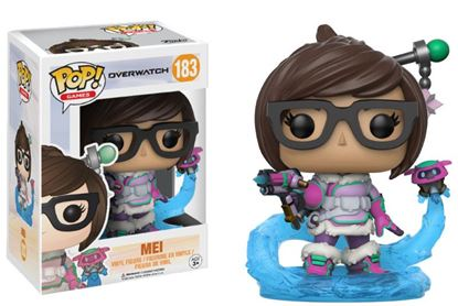 Picture of Overwatch POP! Games Vinyl Figura Mei 9 cm