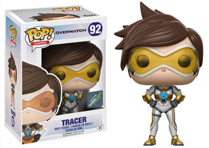 Picture of Overwatch POP! Games Vinyl Figura Tracer 9 cm FECHA