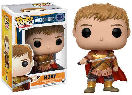 Picture of Doctor Who Figura POP! Television Rory 9 cm