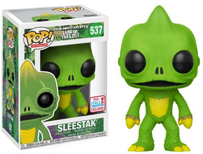 Picture of Land of the Lost POP! Television Vinyl Figura Sleestak 2017 Fall Convention Exclusive 9 cm