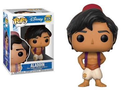 Picture of Aladdin POP! Vinyl Figura Aladdin 9 cm