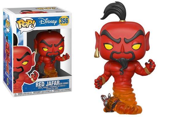 Picture of Aladdin POP! Vinyl Figuras Red Jafar como Genio 9 cm