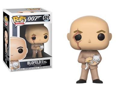 Picture of James Bond POP! Movies Vinyl Figura Blofeld 9 cm.