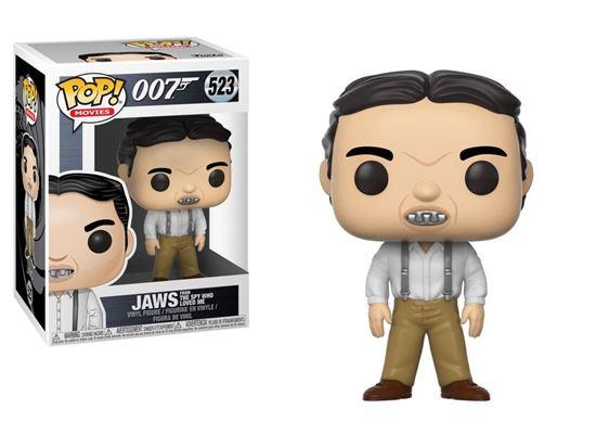 Picture of James Bond POP! Movies Vinyl Figura Jaws 9 cm.