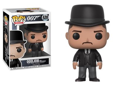 Picture of James Bond POP! Movies Vinyl Figura Odd Job 9 cm.