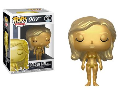 Picture of James Bond POP! Movies Vinyl Figura Golden Girl (Jill Masterson) 9 cm