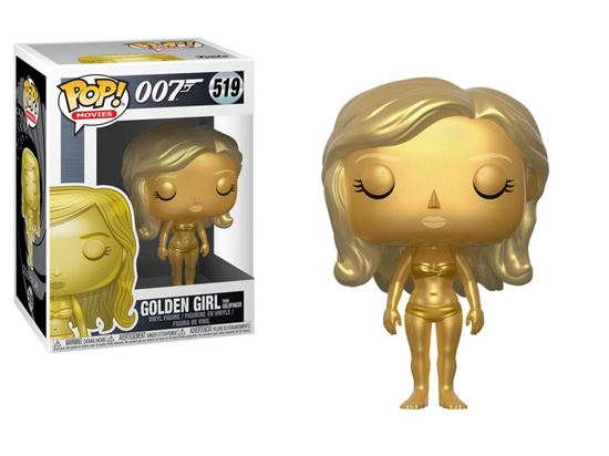 Picture of James Bond POP! Movies Vinyl Figura Golden Girl (Jill Masterson) 9 cm