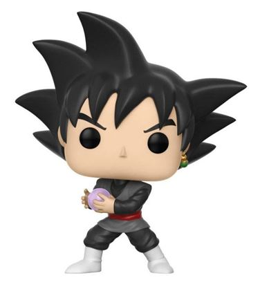 Picture of Dragonball Super POP! Animation Vinyl Figura Goku Black 9 cm
