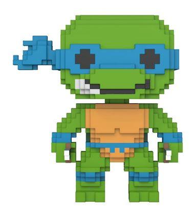 Picture of Tortugas Ninja 8-Bit POP! Vinyl Figura Leonardo 9 cm