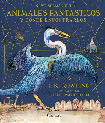 Picture of Animales Fantásticos y Dónde Encontrarlos - Ilustrado
