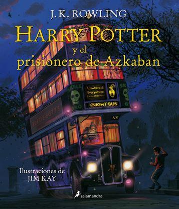Picture of Harry Potter y el Prisionero de Azkabán - Ilustrado (Tapa Dura)