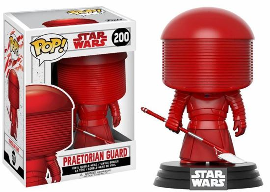 Picture of Star Wars Episode VIII POP! Vinyl Cabezón Praetorian Guard 9 cm
