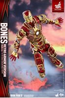 Picture of Iron Man 3 Figura MMS Diecast 1/6 Iron Man Mark XLI Bones Hot Toys Summer Exclusive