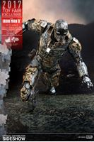 Picture of Iron Man 3 Figura MMS Diecast 1/6 Iron Man Mark XXIII Shades Hot Toys Summer Exclusive 31 cm