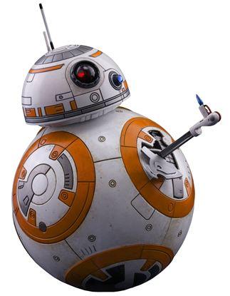 Picture of Star Wars Episode VIII Figura Movie Masterpiece 1/6 BB-8 11 cm